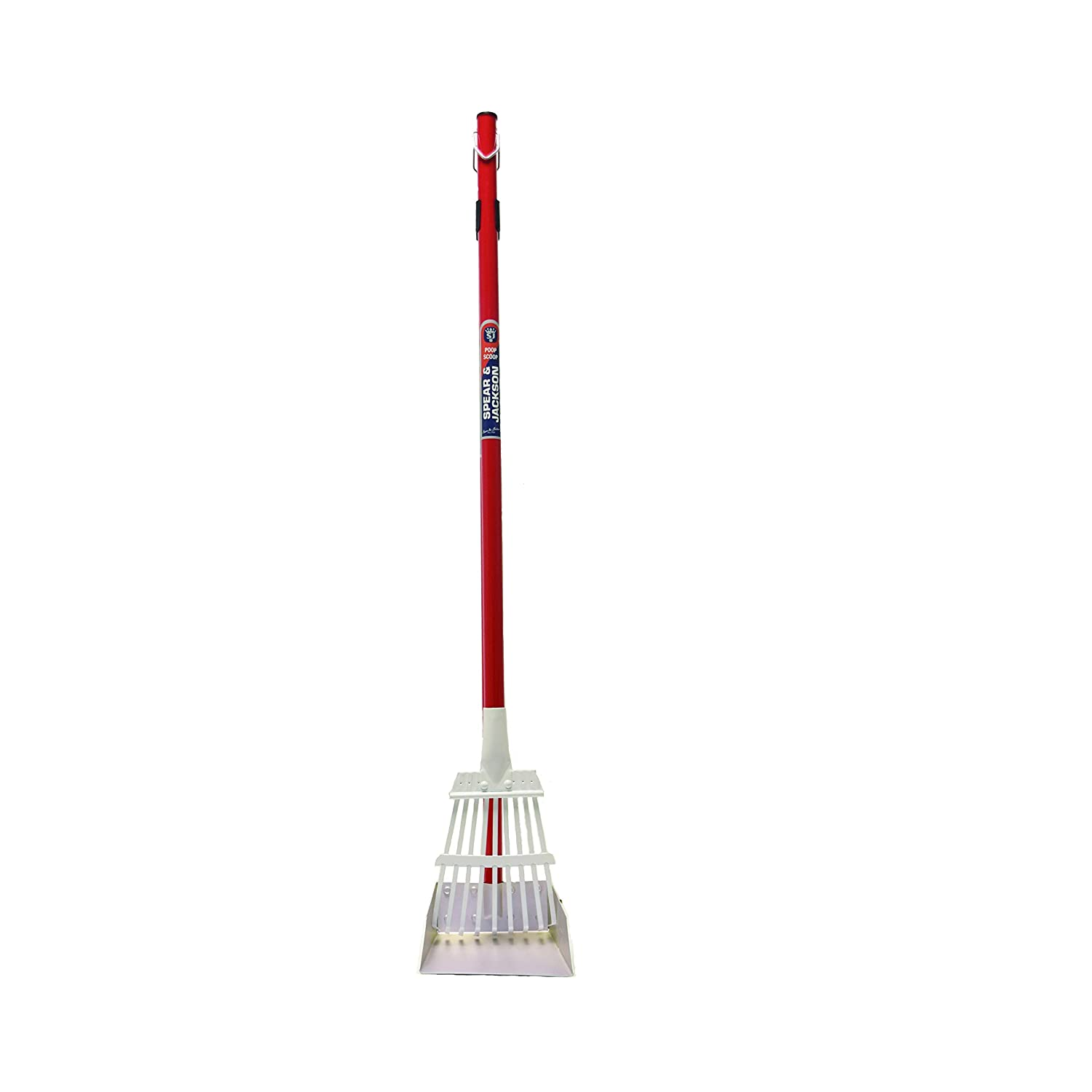 Spear & Jackson Small Poop Scoop, Red 4863PS
