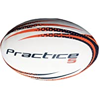 HRS Practice Rugby Ball, Size-5