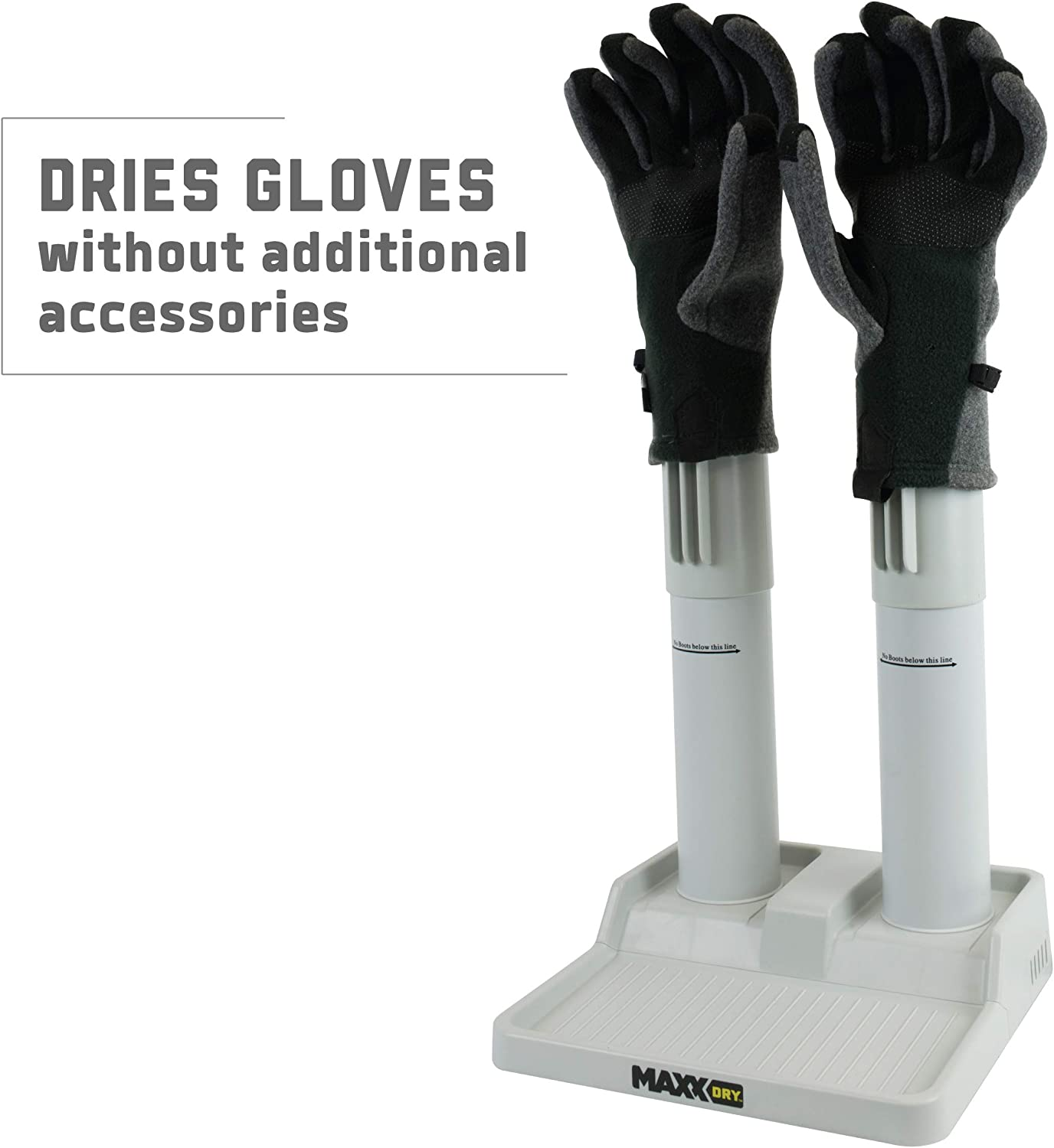 MaxxDry Boot Dry Boot and Glove Dryer: Sports & Outdoors