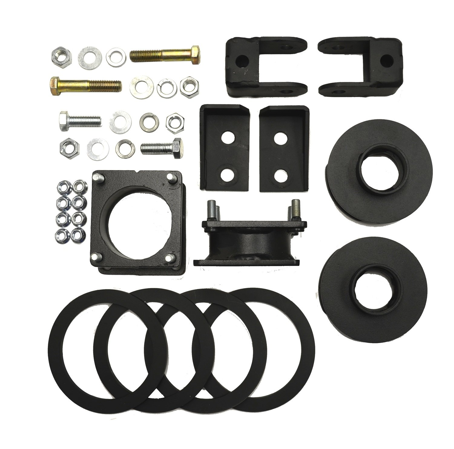 Traxda 102040 Front and Rear Lift Kit by Traxda (Image #1)