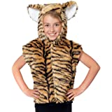 Childs Animal Tabard: Tiger (disfraz)