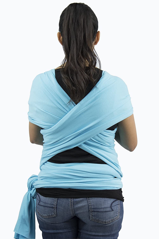 Fular Elastico Baby Wrap Portabebes Rebozo Para Multiples