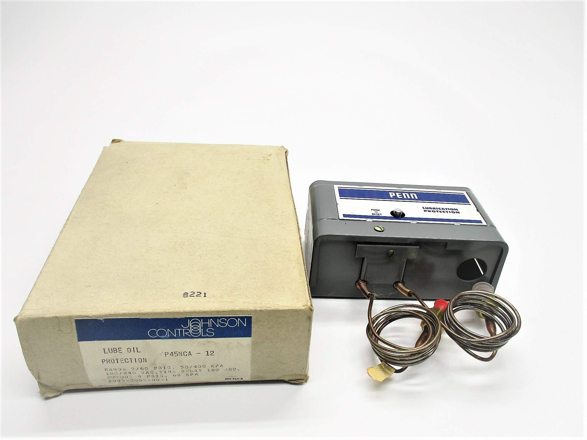 Johnson Controls P45NCA-12 NSMP