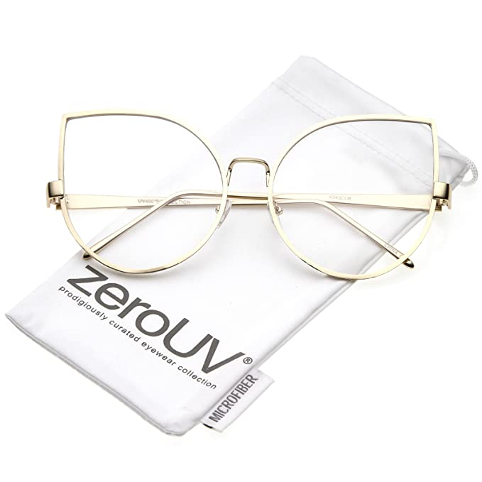Amazon.com: zeroUV – Oversize Slim brazos de metal redondo ...