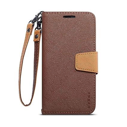 Huawei P20 Lite Sim Karte.Amazon Com Luxury Cross Leather Wallet Case Sim Card Book