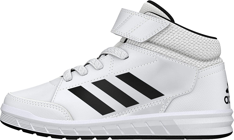 adidas Boys Shoes Running Fashion Kids Trainers School AltaSport Mid New (28 EU - UK 10K - US 10.5K)