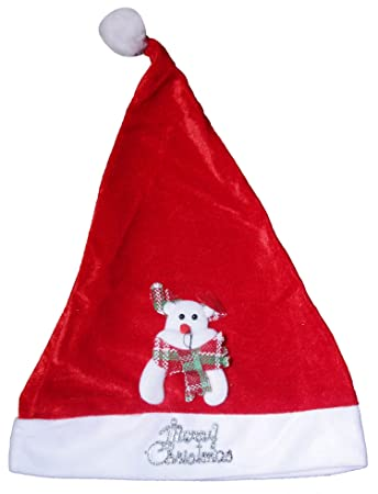 63ca03565986d Buy WebelKart 2 Pcs Christmas Hats