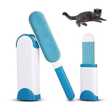Fur Wizard Pet Cepillo Limpiador de Mascotas Quita Pelos de Perro Gato Ropa Cepillo de Pelusa