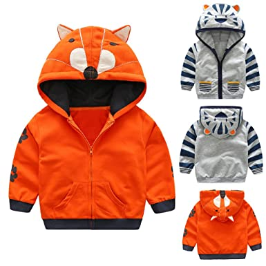 12d1a8696 Baby Clothes Jacket Hoodie Cape Coat Cloak Outerwear Windproof ...