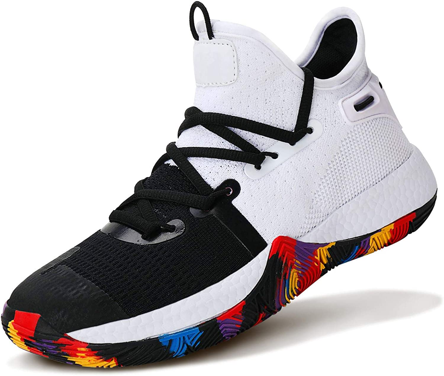 ASHION Kid's Basketball Wholesale Shoes Boys Deluxe Comfo Trainers Girls Sneakers