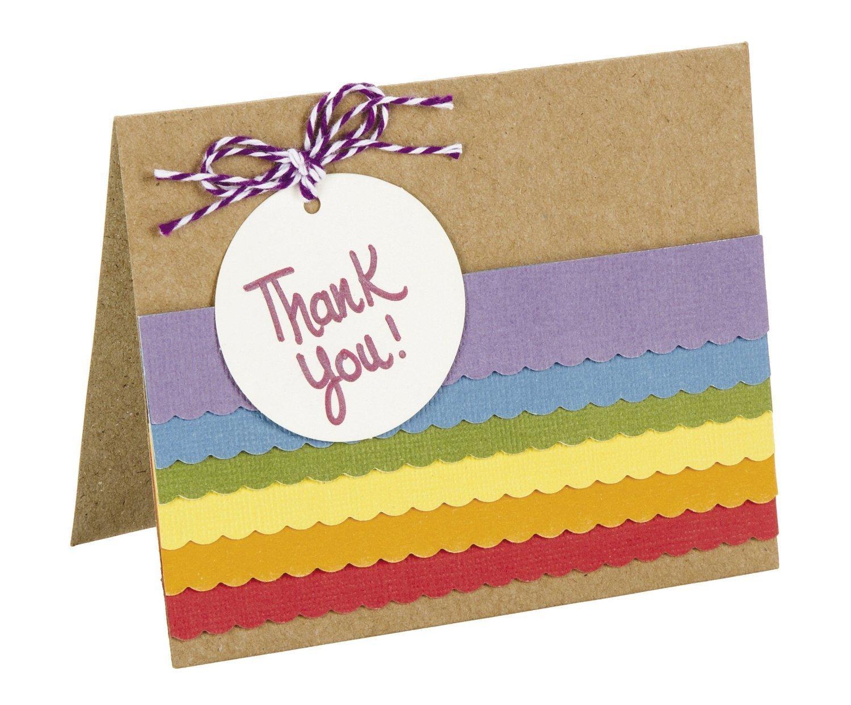 Amazon 100 Recycled Kraft Greeting Cards 425x55 100