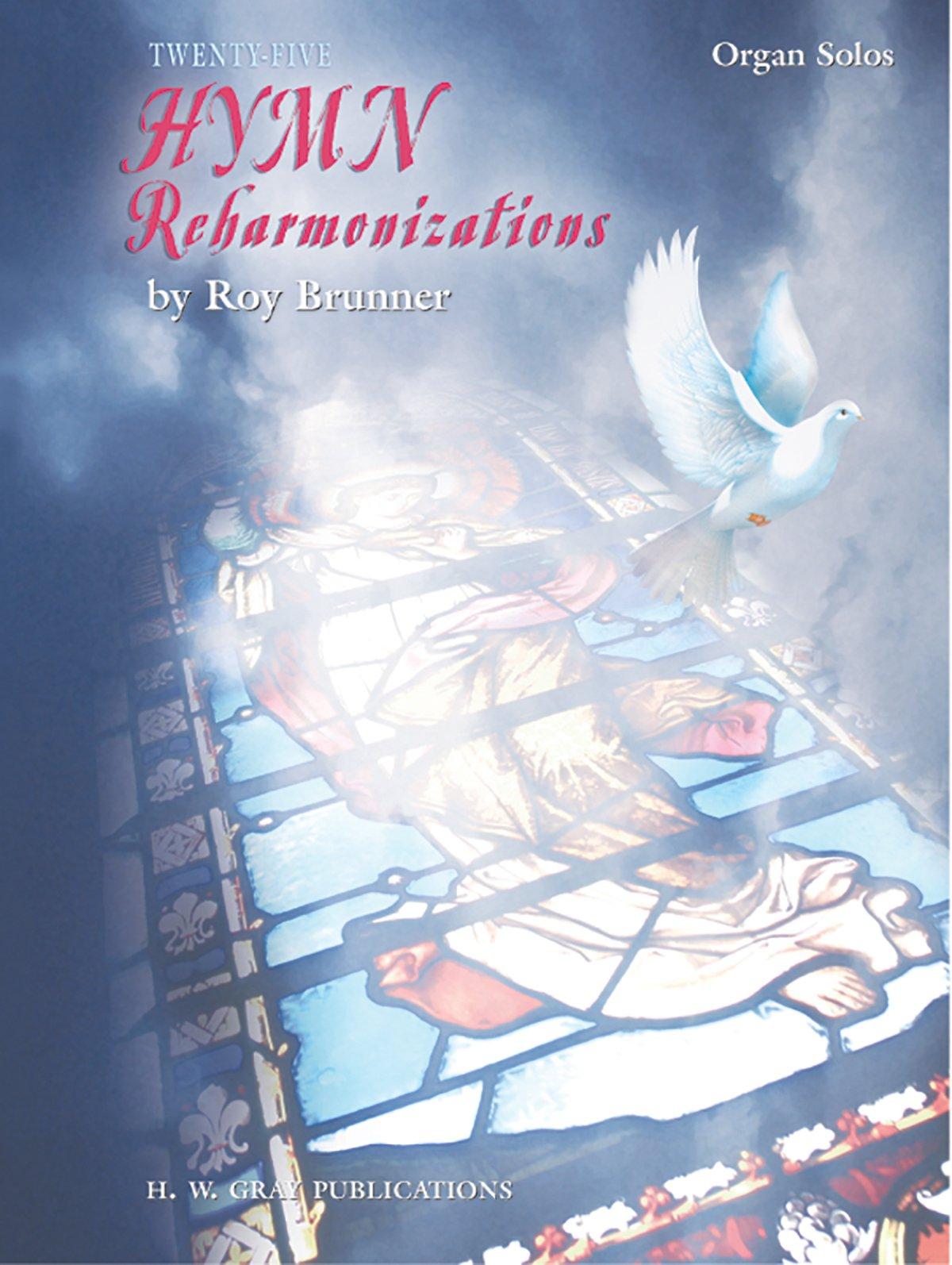 Twenty-Five Hymn Reharmonizations (H. W. Gray) PDF