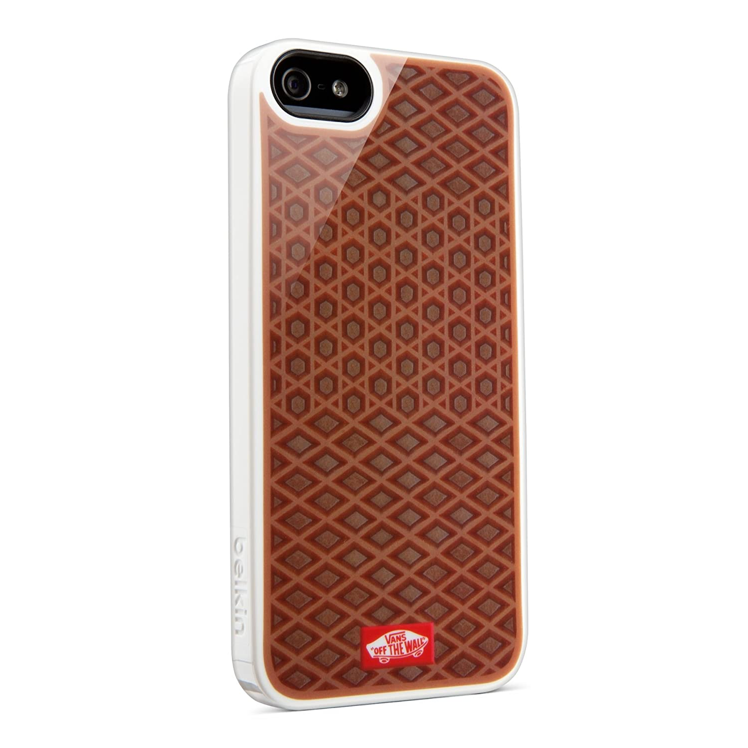Belkin Vans - Funda para móvil iPhone 5, marrón: Amazon.es ...