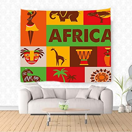 Amazon Com Nalahome African Decor Ethnic Tribal Woman African Quote