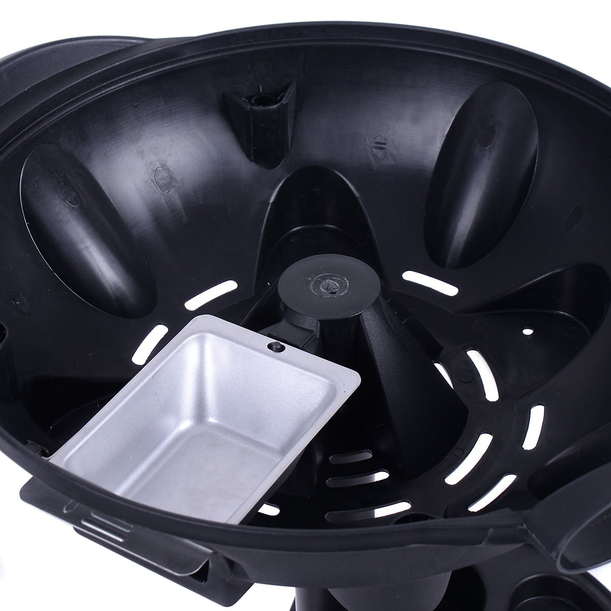 New Electric BBQ Grill 1350W Non-stick 4 Temperature Setting Outdoor Garden Camping by totoshop (Image #7)
