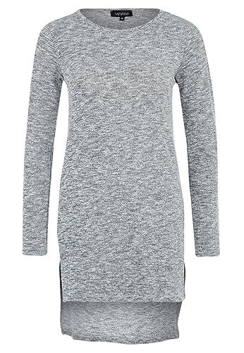 vestino - Jerséi - para mujer gris (melange) 38