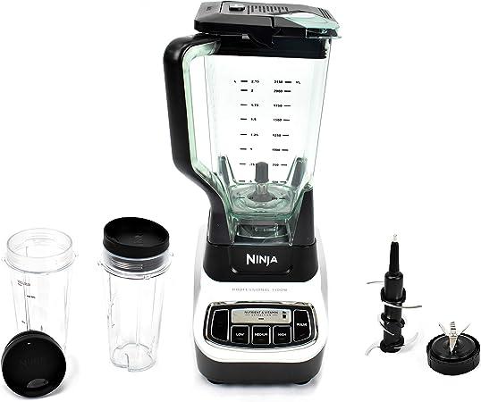 Ninja Professional (BL621) Licuadora de extracción de vitaminas ...