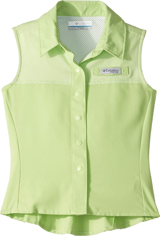 d1beabb78f381e Outdoor Clothing Columbia Tamiami Sleeveless Shirt Columbia Kids
