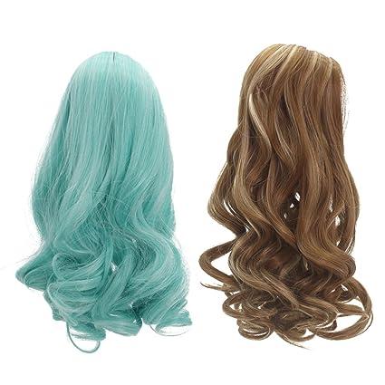 Amazon.com: Homyl 2 Pieces Fashion Curly