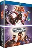 La Ligue des justiciers vs les Teen Titans + Teen Titans: The Judas Contract [Blu-ray]
