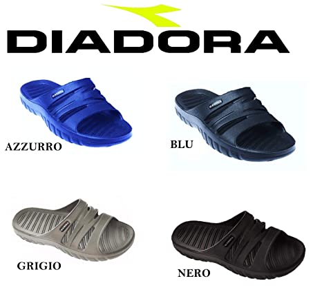 DIADORA CIABATTE AGADIR 3 Sandals DOCCIA MARE  Amazon.it  Sport e ... a286e718dab