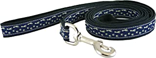 product image for Best Friends Canvas Leash - Standard (3/4 Inch Thick, Blue)