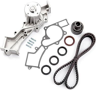 Complete Timing Belt Kit Fits NISSAN V6 Xterra and Frontier 3.3L Genuine /& OEM