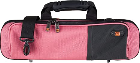 Protec PB308PK - Funda para flauta travesera, color rosa: Amazon.es: Instrumentos musicales