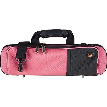 Protec PB308PK - Funda para flauta travesera, color rosa ...