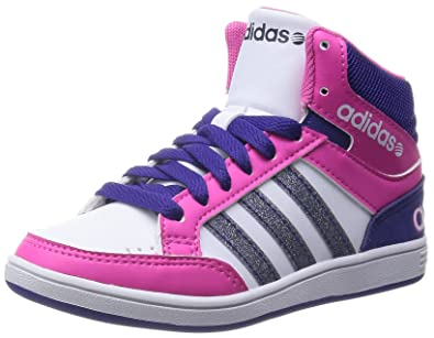 adidas F76161, F76461 adidas blanco/rosado/gris - Blanco, 5.5