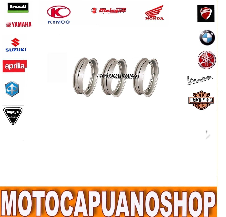 KIT 3 CERCHIO CERCHI VESPA 3.50-10 VESPA 150 SPRINT - SPRINT VELOCE - GL MotoCapuano 351896723085