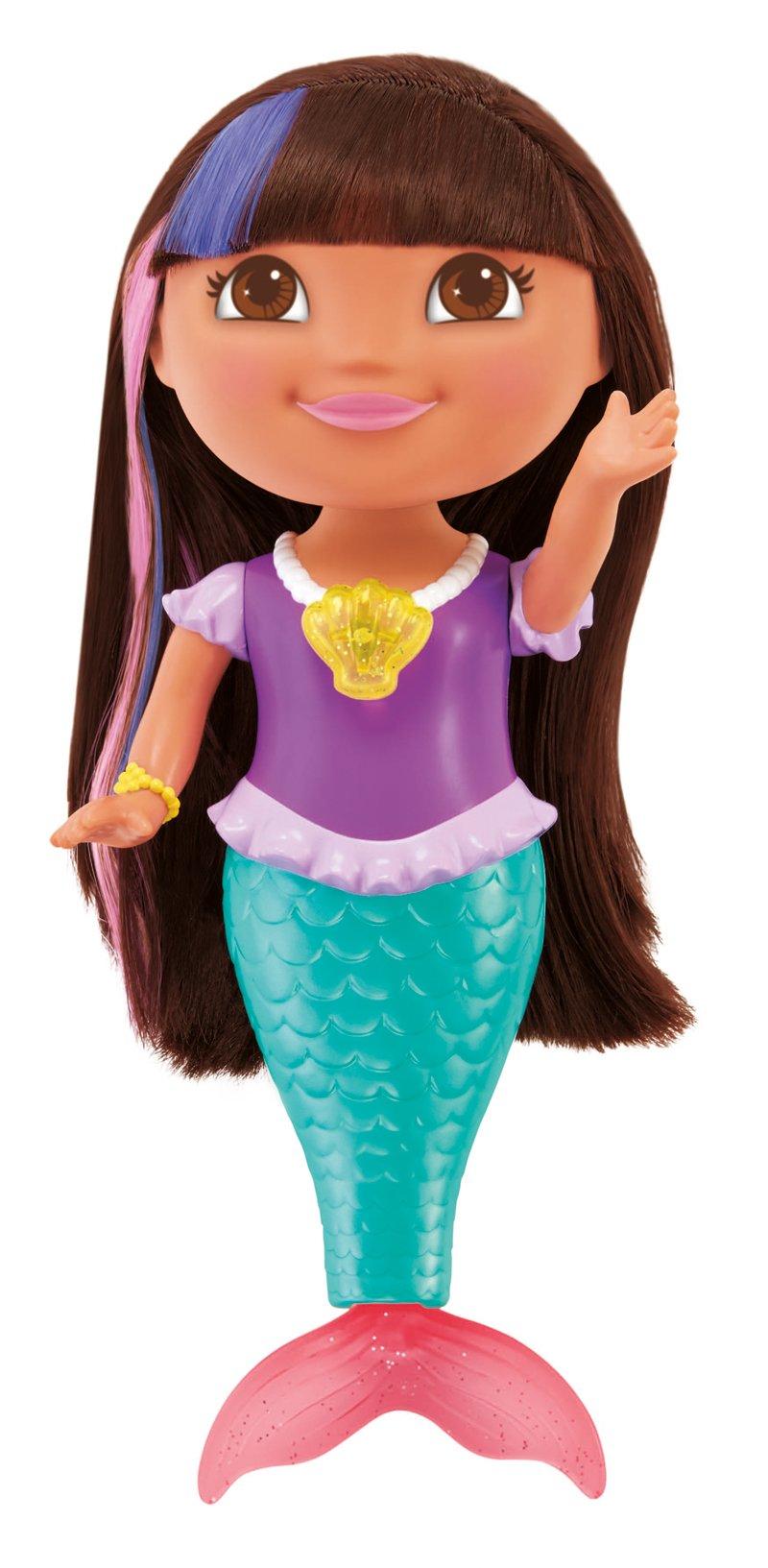 Fisher-Price Dora The Explorer Swimming Mermaid Dora