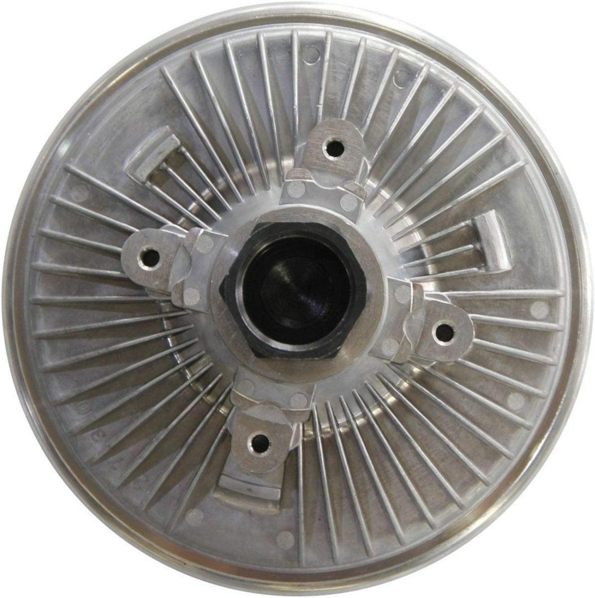 Klimoto Engine Cooling Fan Clutch fits 2001-2006 Ford Explorer Sport Trac Lincoln Aviator Mercury Mountaineer 4.0L L6 4.6L V8 Replaces 2776 7L2Z 8A616-A 215124 RS-FC-000-559 5592776