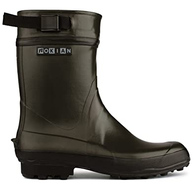 Nokian Finntrim Rubber Boot Olive Size 48 2017 Gumboots
