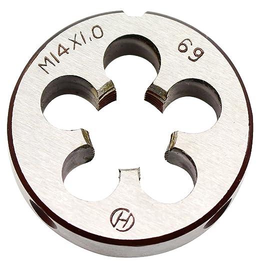 M14 x 1.0 Metric Left hand Thread Die