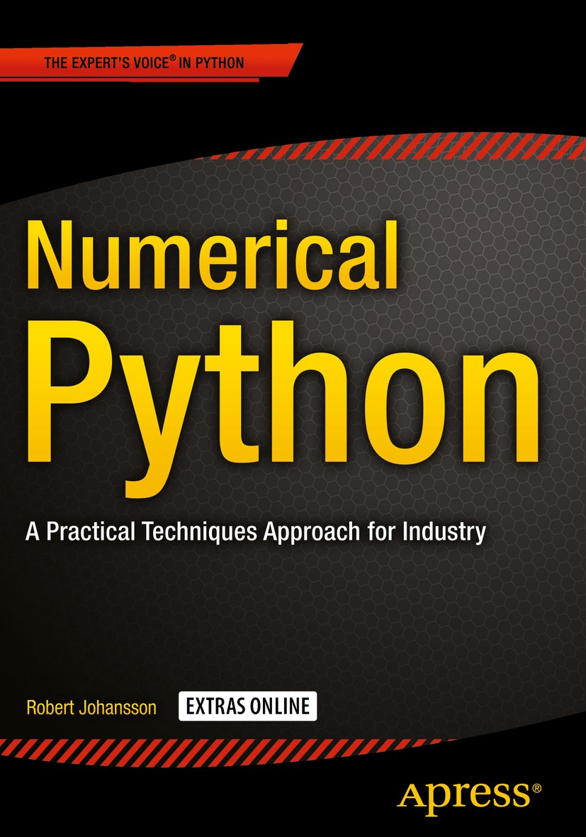 Numerical Python A Practical Techniques Approach For