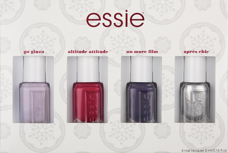Amazon.com: essie 2016 holiday mini kit: Luxury Beauty