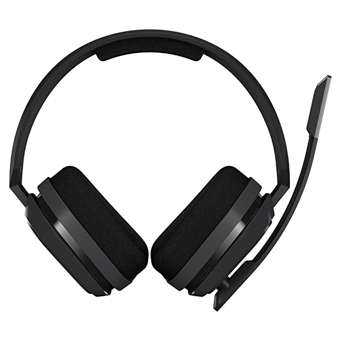 ASTRO Gaming A10 - Auriculares con micrófono y cable compatibles con Xbox One, PlayStation 4, PC, Mac, Negro/Verde: Amazon.es: Informática