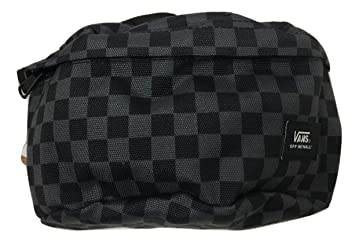 20c0cd10c54 Amazon.com | Vans Uni-Pak Fanny Pack One Size (Black Checkered ...