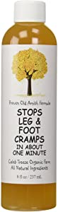 Caleb Treeze Organic Farm Stops Leg Foot Cramps, pack of 3