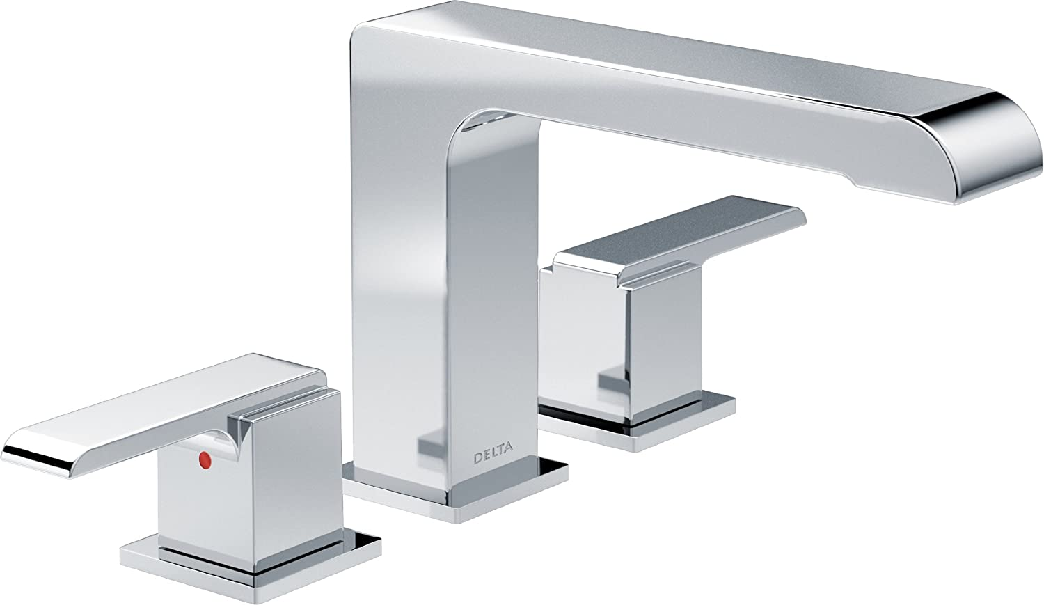 Delta Faucet T2767 Ara Roman Tub Trim 6.69 x 16.00 x 8.19 inches Chrome