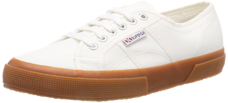 Superga Women's 2750 Cotu Sneaker B005GHQ8F8 36 M EU|White