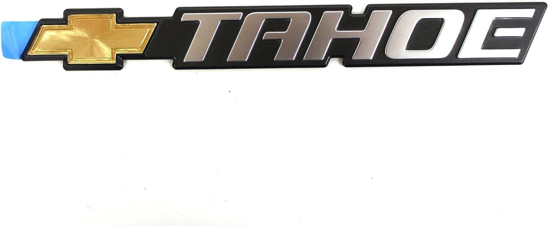 Genuine GM Parts 15114051 Bowtie Plate