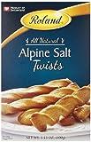 Roland Twists, Alpine Salt, 3.5 Ounce