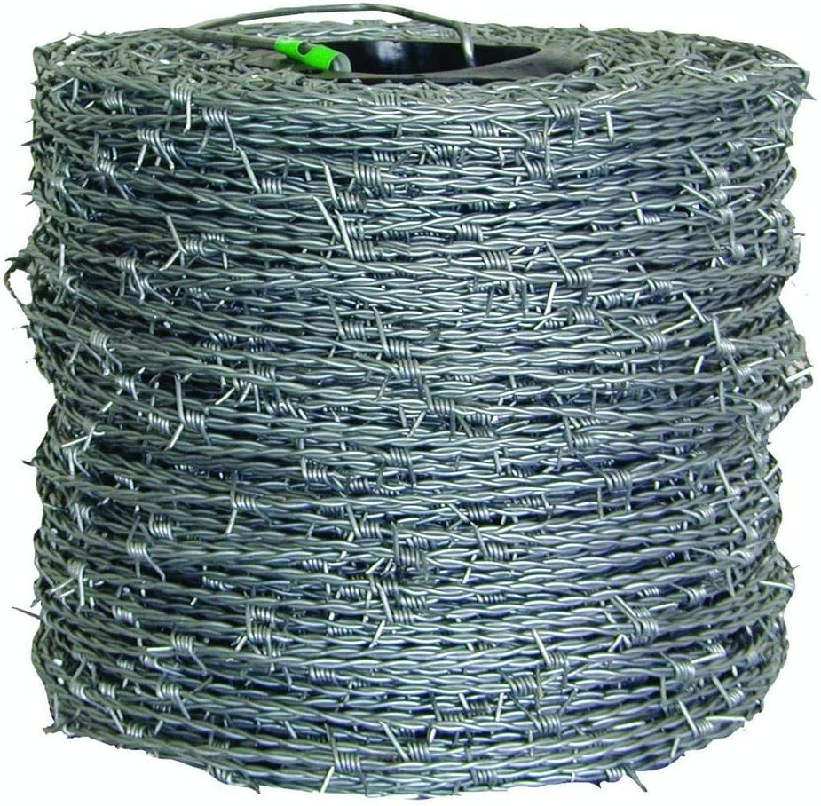 FARMGARD 1,320 ft. 15-1/2-Gauge 4-Point High-Tensile CL3 Barbed Wire