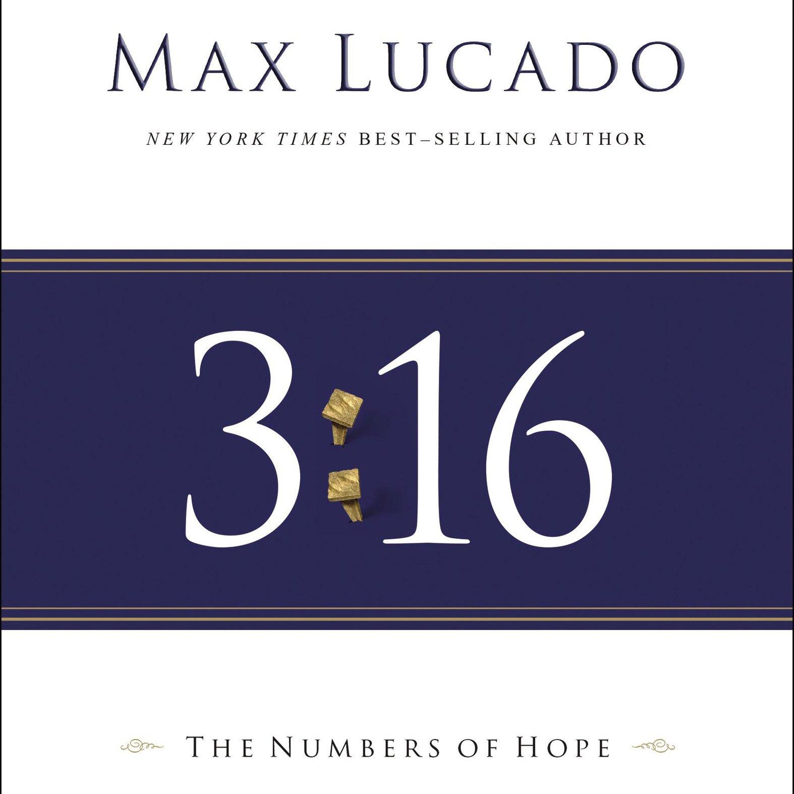 3:16 [Spanish Edition]: Los Números de la Esperanza [The Numbers of Hope]