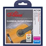 Nylon classical guitar strings high tension DAE silver-plated winding wire. EBG nylon silver-plated winding strings .028-.043