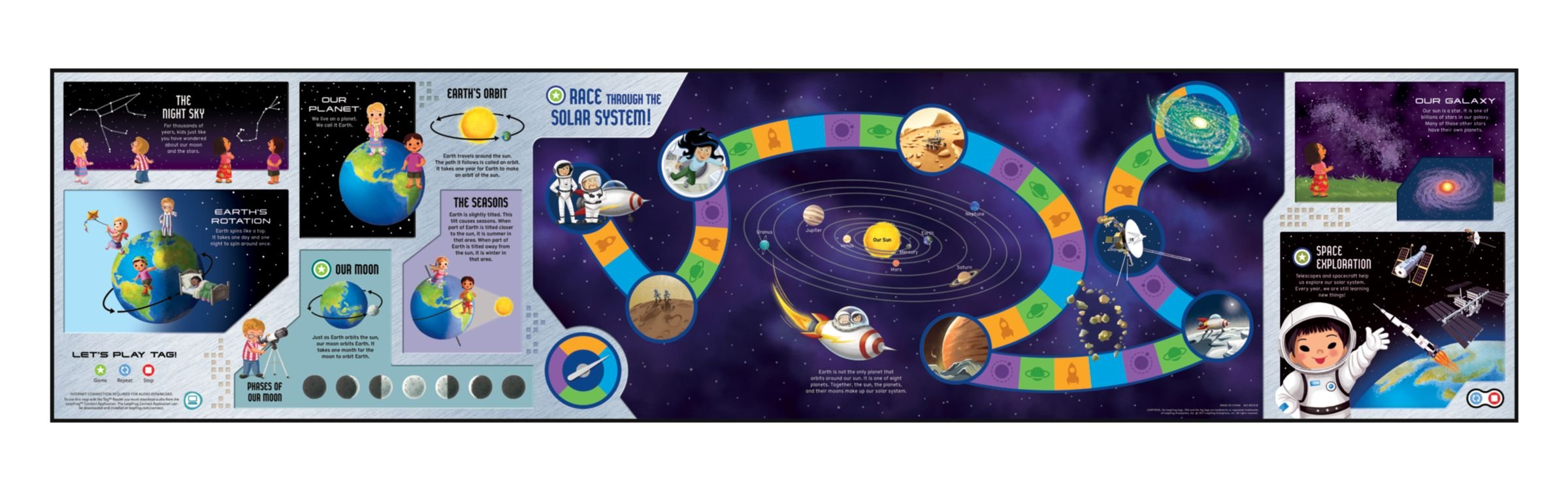 LeapFrog Tag Solar System Adventure Pack by LeapFrog (Image #2)