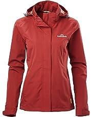 Kathmandu Andulo Womens 2 Layer Windproof Waterproof Outdoor Hiking Rain Jacket Women's