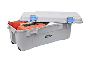 PLANO Marine Box with OR Seal Marine, Grey/Blue, 108-Quart by Plano 3111944